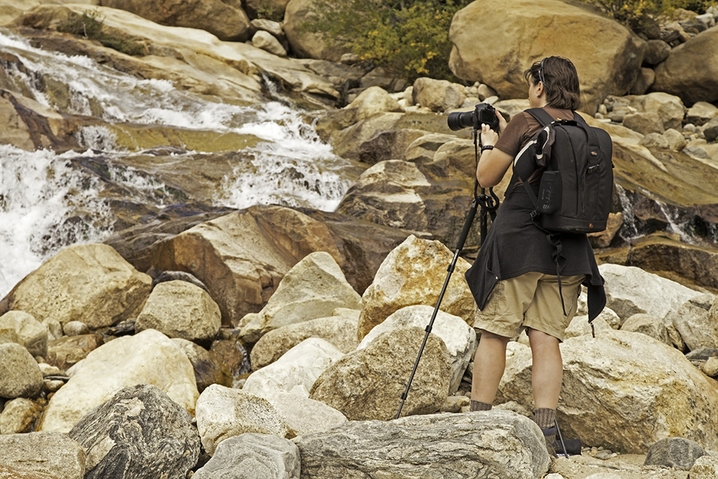 Shooting in Rocky Mountain National Park