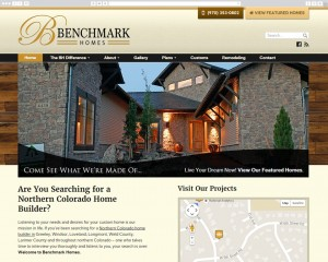 Benchmark Homes screenshot