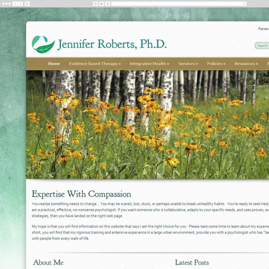 Dr. Jennifer Roberts screenshot