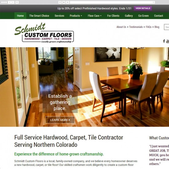 Schmidt Custom Floors