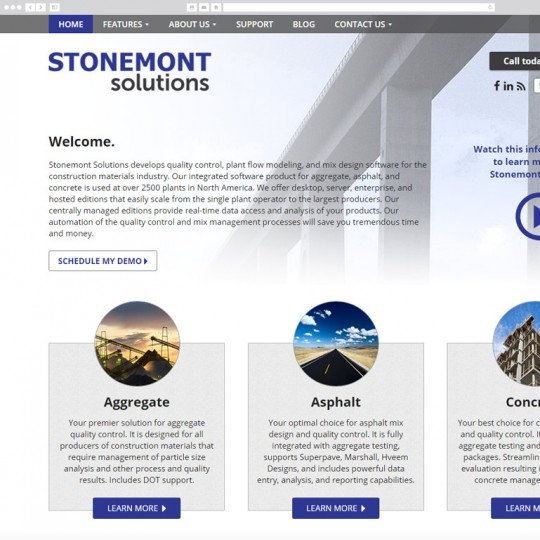 Stonemont Solutions screenshot