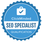 ClickMinded SEO Specialist Qualification